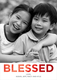 Blessed on White Foil Flat Photo Cards Image 4 of 7
