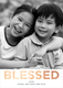 Blessed on White Foil Flat Photo Cards Image 5 of 7