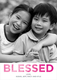 Blessed on White Foil Flat Photo Cards Image 6 of 7