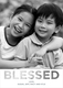 Blessed on White Foil Flat Photo Cards Image 7 of 7