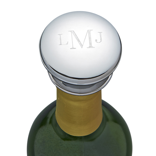Engraved Wine Stopper