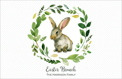Easter Wreath Placemats
