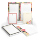 Elegant Spring Garden Notepad Collection Image 2 of 3