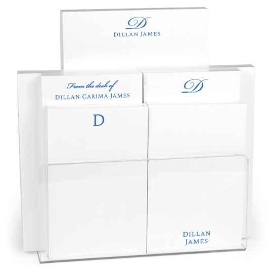 Tailored Notepad Collection