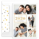 Happy New Year Foil Multi Holiday Photo Cards Image 3 of 8
