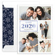 Happy New Year Foil Multi Holiday Photo Cards Image 4 of 8