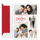 Happy New Year Foil Multi Holiday Photo Cards Image 6 of 8