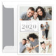 Happy New Year Foil Multi Holiday Photo Cards Image 8 of 8