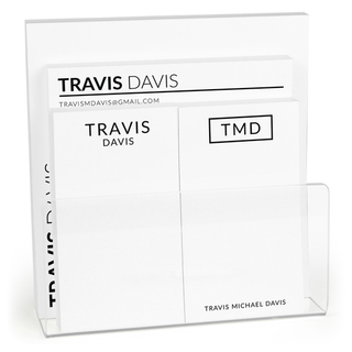 New Davis Notepad Collection