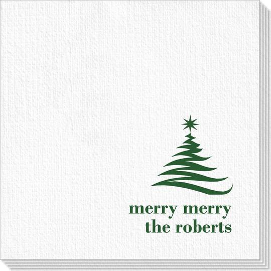 Artistic Christmas Tree Deville Napkins