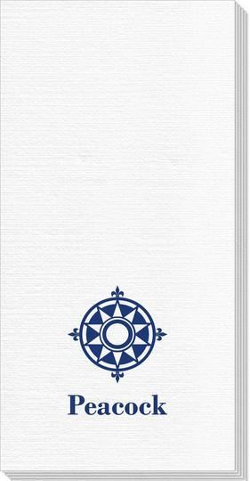 Nautical Starboard Deville Guest Towels