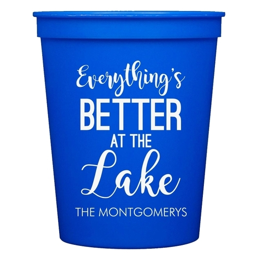Better at the Lake Stadium Cups
