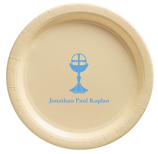 Chalice Paper Plates